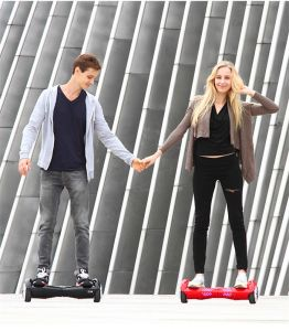 6.5inch Electric Balance Hoverboard with Bluetooth pictures & photos