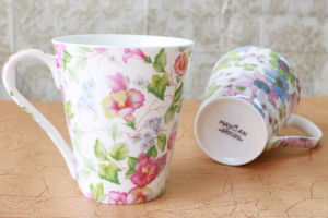 Manufacturing Breakfast Cup Ceramic Cup for Milk, Coffee Porcelain Cup pictures & photos