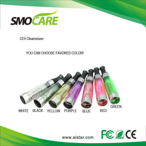 2013 New Colorful Vaporizers CE4+ Blister Card E CIGS EGO K