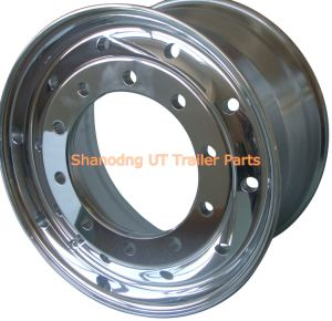 17.5X6.00 22.5X9.00 Truck Trailer Tubeless Wheel Rims pictures & photos