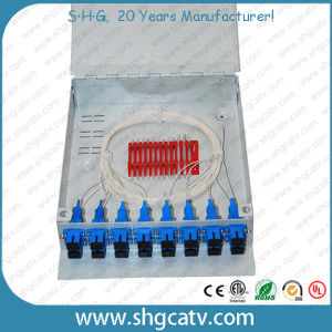 FTTH Optical Metal Fiber Terminal Box (FTB-M5-16SC) pictures & photos