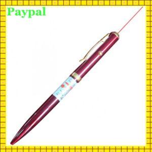 High Quality Laser Pointer Pen LED Light Metal Pen (gc-p007) pictures & photos