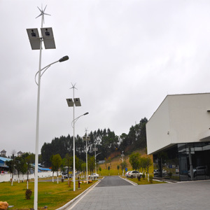 Wind Power LED Light, Wind Power LED Lighting, Wind Power Lights pictures & photos