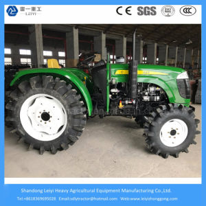 Direct Manufacturer 3 Point Hitch Standard 55HP 4WD Farm/Agricultural/Garden/Compact/Mini Tractor pictures & photos