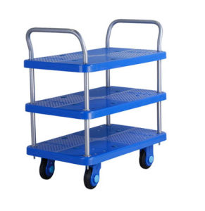 3 Layer Hand Cart (250kg) pictures & photos