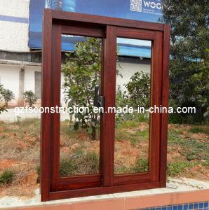 Aluminum Sliding Window with Double Glazing pictures & photos