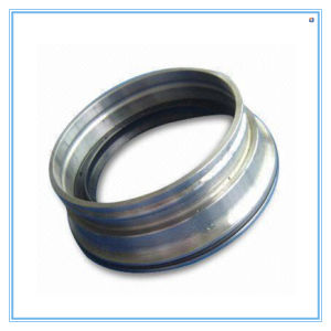Metal Stamping Parts for Aluminum Progressive Draw Deep Parts pictures & photos