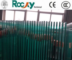 5mm/6mm/8mm/10mm/12mm/15mm Tempered Glass with CE&CCC&ISO Certificate pictures & photos