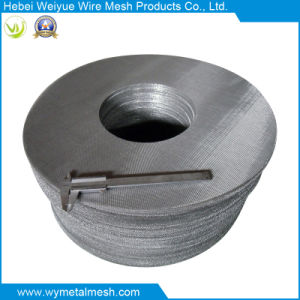 304/316 Stainless Steel Filter Wire Mesh pictures & photos