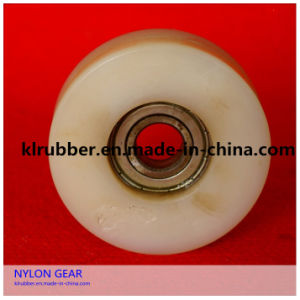 Forklift Heavy Duty Nylon Caster pictures & photos