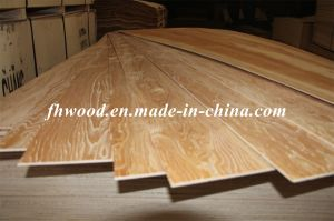 Embossed Larch Plywood pictures & photos