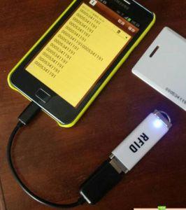 Ios/Andriod/Windows XP/Linux Mini USB RFID Reader (YET-60A)