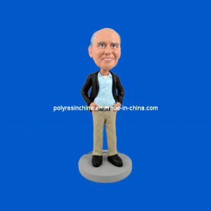 Personal Resin Bobblehead of Office Working Man Figure pictures & photos
