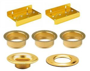 Equipment Custom Brass Punching Parts pictures & photos