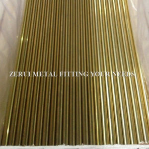 "1-1/4""X0.5mm Soft Annealed C27000 Brass Round Tube for Sanitary pictures & photos"