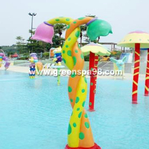 S-Shaped Spray for Water Park, Aqua Play Equipment pictures & photos