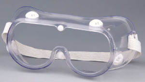 CE, En166 Safety Goggles with Ventilation pictures & photos