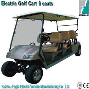 Electric Golf Car with 6 Seats (EG2068K) pictures & photos