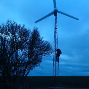 Wind Battery Hybrid Power System for Telecom pictures & photos