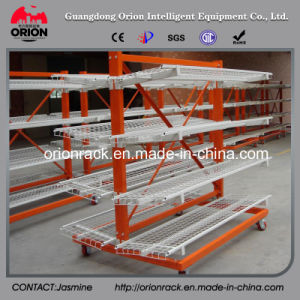 Warehouse Storage Cantilever Rack System pictures & photos