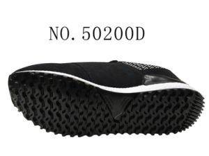No. 50200 Two Colors Men Casual Stock Shoes pictures & photos