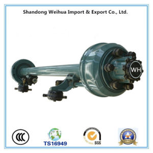 Promotion Spare Parts Tractor Axle, Semi Trailer Axle pictures & photos
