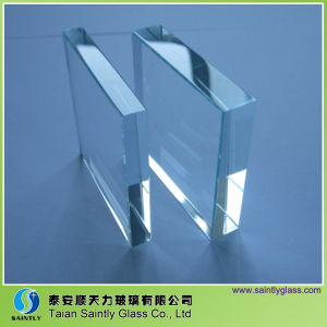 10mm Small Tempered Glass with Falt Edge Polished pictures & photos