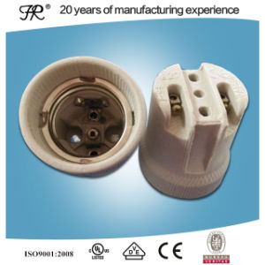 Ceramic E27 Lamp Holder F519 pictures & photos
