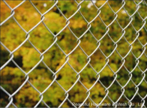 Manufacturer PVC Coated Diamond Wire Mesh Fence (CLF004) pictures & photos