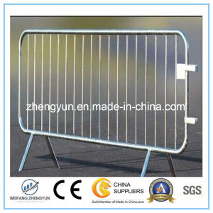 Galvanized Stainless Steel Construction Barricades/Used Crowd Control Barriers pictures & photos