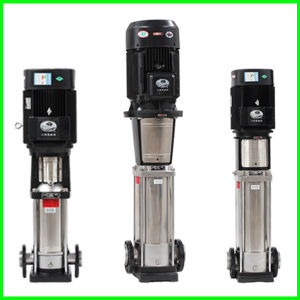 Vertical Multistage Centrifugal Pump with Stainless Steelvertical Multistage pictures & photos