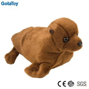 Custom Plush Sea Lion Stuffed Toy Soft Toy pictures & photos