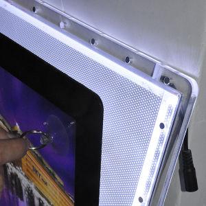 Customized Super Slim Magnetic Acrylic Photo Frame LED Light Box!