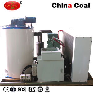 Commercial Air-Cooled Flake Ice Maker Evaporator Machine pictures & photos