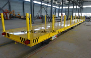 50T Load Capacity Transfer Vehicles With Safety Protection pictures & photos
