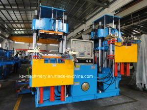 Latest Professional Rubber Silicone Products Molding Machinery with Hydraulic Press (30H3) pictures & photos