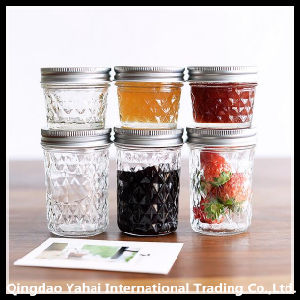 Kitchenware Clear Straight Honey / Seal / Enzymes Jar pictures & photos