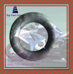 225-16, 250-16, 275-16, Butyl, Natural High Quality Motorcycle Inner Tube pictures & photos