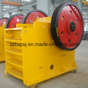 Stone Processing Machine Factory PE Series Jaw Crusher pictures & photos
