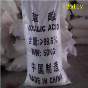 China High Quality Oxalic Acid 99.6% pictures & photos