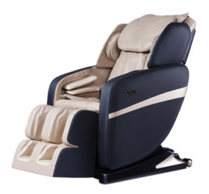 Electric Body Care Air Pressure Robotic Leg Foot Massage Chair pictures & photos