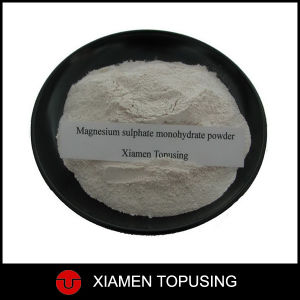 Magnesium Sulphate Monohydrate Powder (MGO27%) pictures & photos