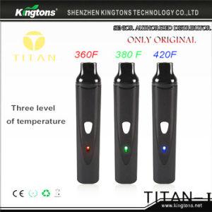 No. 1 Sell Portable Titan 1 Hebe Vaporizer E Cigarette for Dry Herb pictures & photos