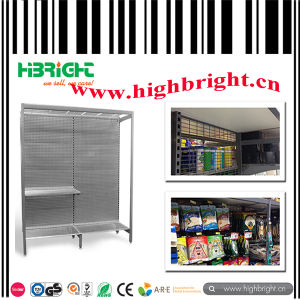 Australia Outrigger Retail Display Rack for Iga Supermarket pictures & photos