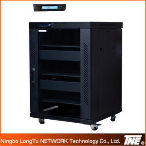Server Cabinet with Temperature Sensor on The Top pictures & photos