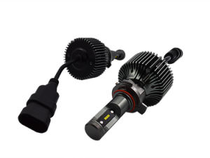 9012 30W 4200lm 6000k LED Auto Dipped Headlight pictures & photos