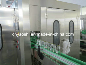 Glass Bottling Machine, Glass Bottle Capping Machine pictures & photos