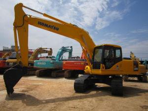 Used Excavator Komatsu PC200-7 pictures & photos