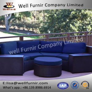 Well Furnir Rattan 5 Piece Seating Group with Cushion WF-17001 pictures & photos