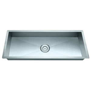 Handmade Stainless Steel Sink-Hm4115